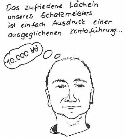 Karikatur Menke